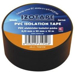Izolačka PVC černá