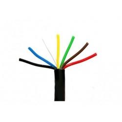 Kabel 7 žílový 7x1,5