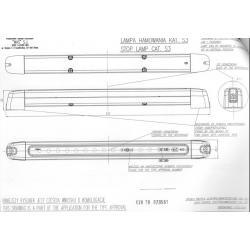 Stop světlo W28 24V č.146.1.S3