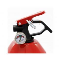 Hasicí přístroj práškový 1kg + manometr
