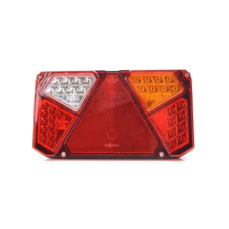 Koncová lampa W125P č.916