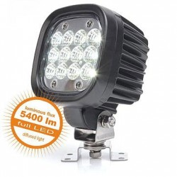 Pracovní lampa W130 č.978 5400lm rozptylová