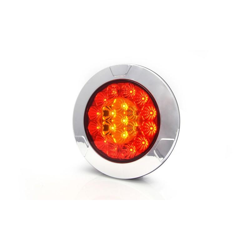 Koncová lampa W131 Č.980/I