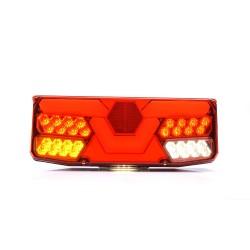 Koncová lampa W138P LED