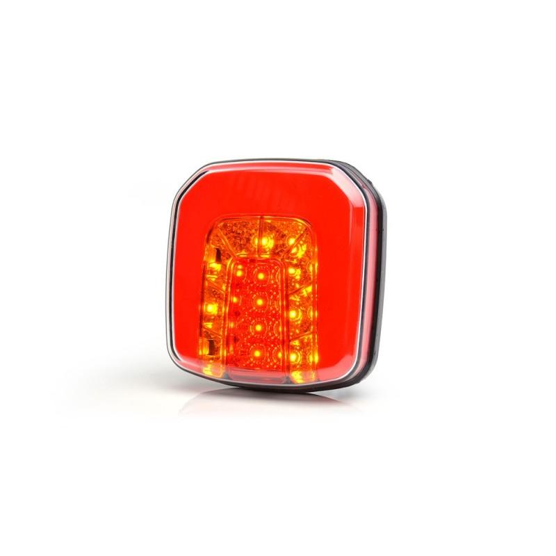 Koncová lampa W145 č.1089