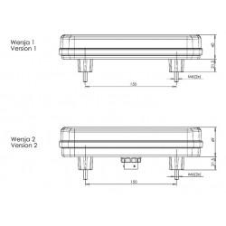 Koncové světlo W150DD č.1123 Dynamic