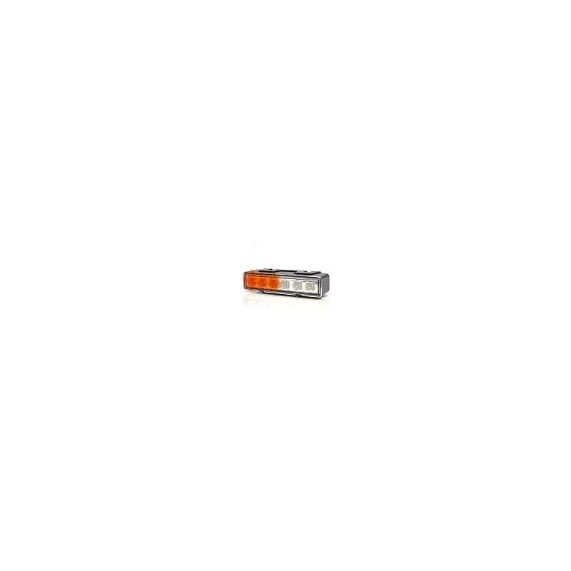 LED predátory W117 7.programů oranžový