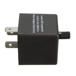 Přerušovač LED směrových světel 12V/24V CF13 + trim