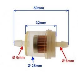 Moto filtr paliva