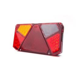 Koncová lampa W125 č.921