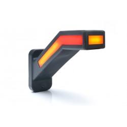 Poziční lampa W168DD č.1259P + dynamický blinkr