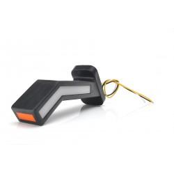 Poziční lampa W168DD č.1259L + dynamický blinkr