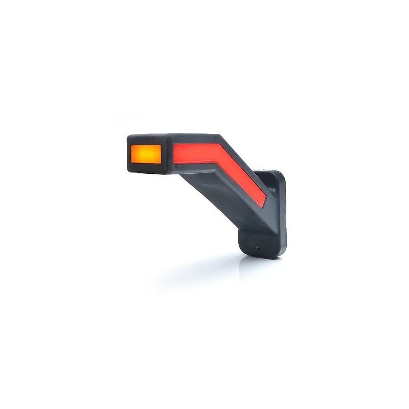 Poziční lampa W168 č.1165L