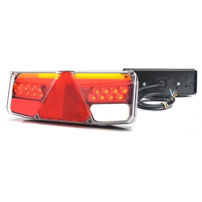 Koncové světlo W170DD č.1184L dynamický blinkr