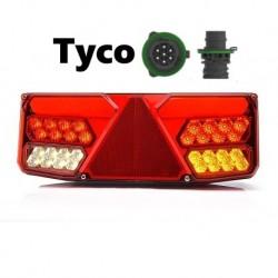 Koncová lampa W137P LED TYCO