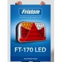 Koncové světlo LED FT-170L