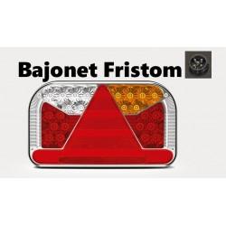 Koncové světlo LED FT-170P bajonet 5PIN