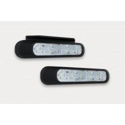 LED predátor FT-200 6 funkcí MODRÝ