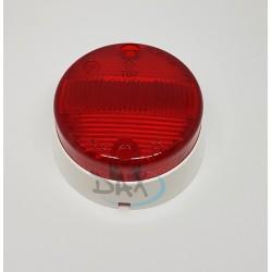 Náhradní kryt obrysového světla PAL červený