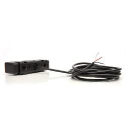 LED predátor W117 č.900.1 červený