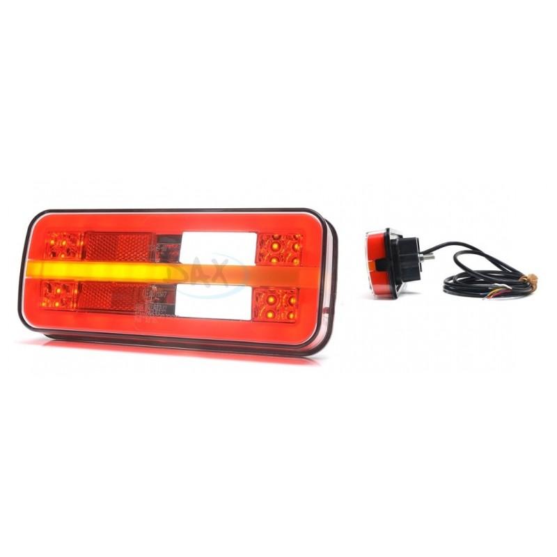 Koncové světlo LED W187DD č.1324 dynamický blinkr