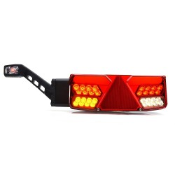 Koncové světlo LED W137L č.1037/IP68 + W48
