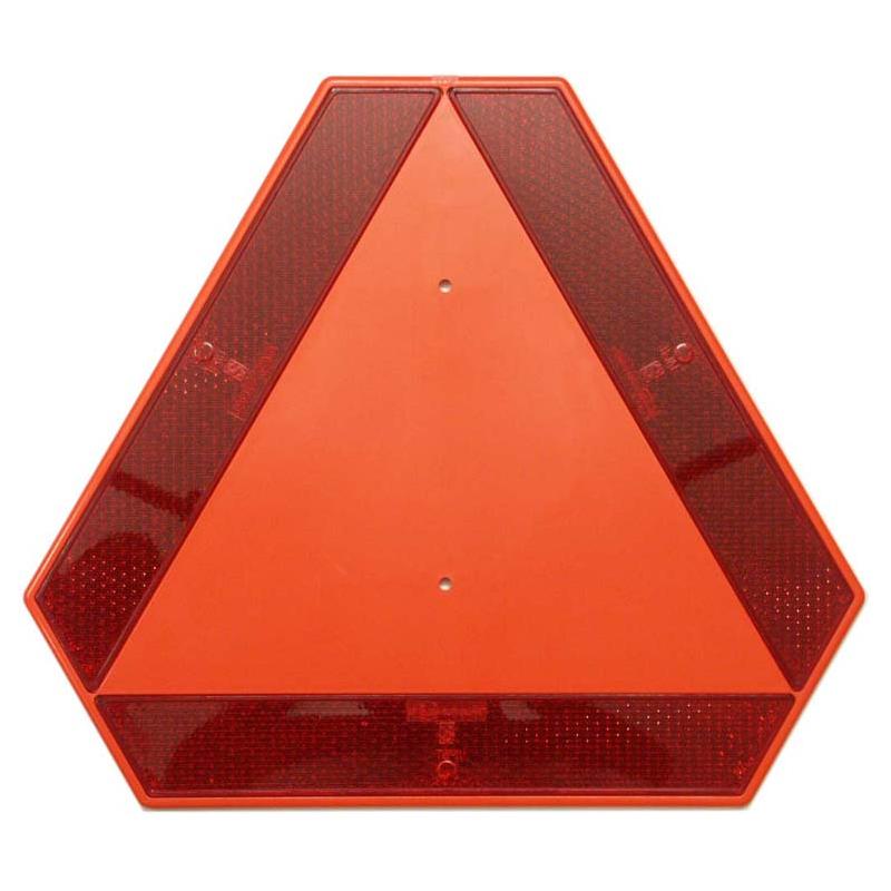 Trojúhelník pro pomalá vozidla PVC
