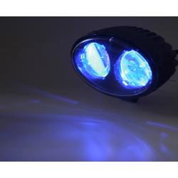 LED výstražné bodové světlo...