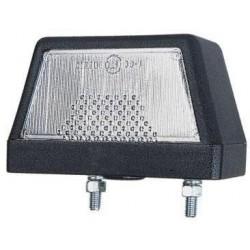 Osvětlení SPZ LT-120