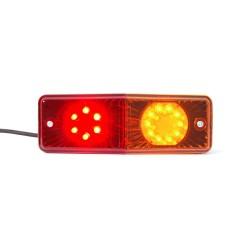 Koncová lampa W072 č.487