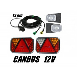 LED set pro vleky 12V CANBUS