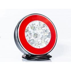 Couvací LED světlo + obrys...