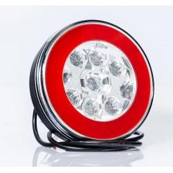Mlhové LED světlo + obrys...