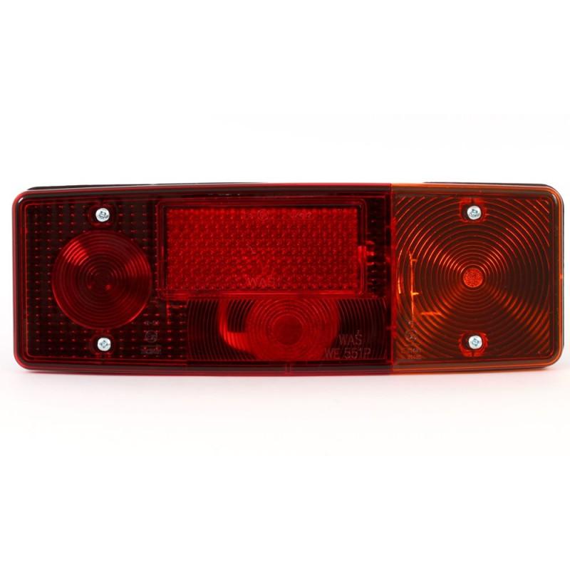 Koncová lampa WE551P č.08