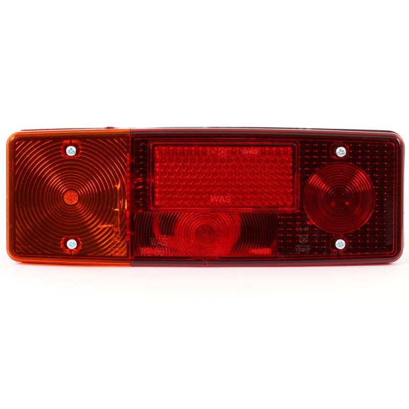 Koncová lampa WE551L č.07
