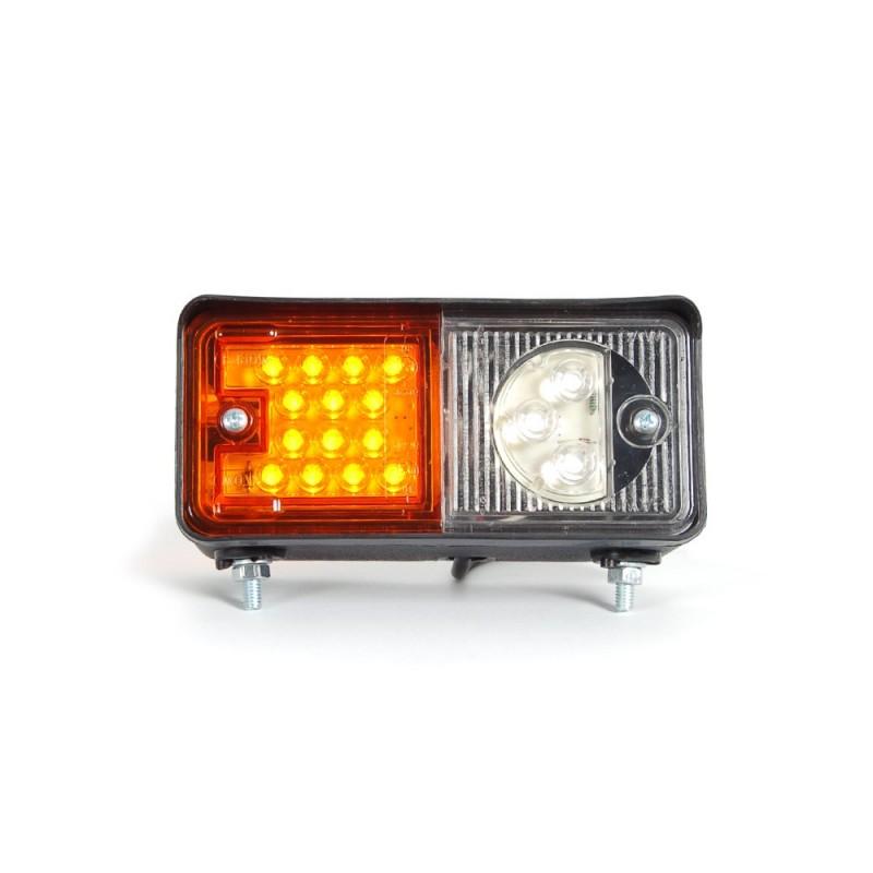 Poziční lampa W06DL č489