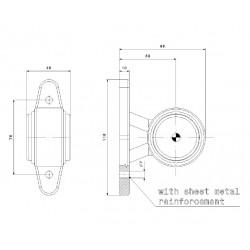 Poziční lampa FT-9A