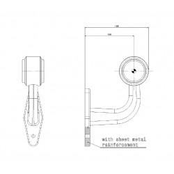 Poziční lampa FT-9D